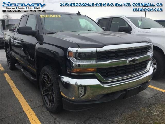 2019 Chevrolet Silverado 1500 LD LT (Stk: 19117) in Cornwall - Image 1 of 1