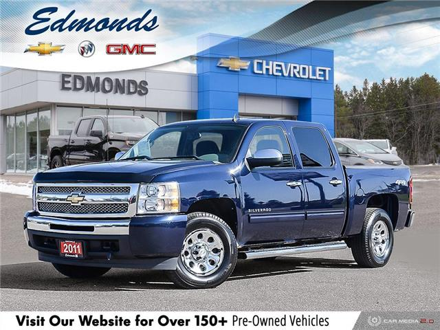 2011 Chevrolet Silverado 1500 LS (Stk: 9510A) in Huntsville - Image 1 of 26