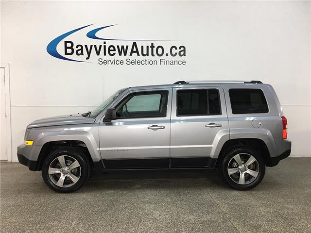 2017 Jeep Patriot Sport/North (Stk: 36148W) in Belleville - Image 1 of 22