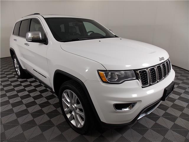 2017 Jeep Grand Cherokee Limited (Stk: P19-169) in Huntsville - Image 1 of 33