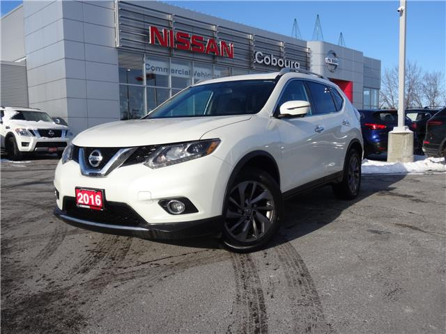 2016 Nissan Rogue SL Premium 5N1AT2MV4GC753578 CGC753578 in Cobourg
