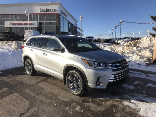 2019 Toyota Highlander Limited (Stk: 190498) in Cochrane - Image 1 of 26