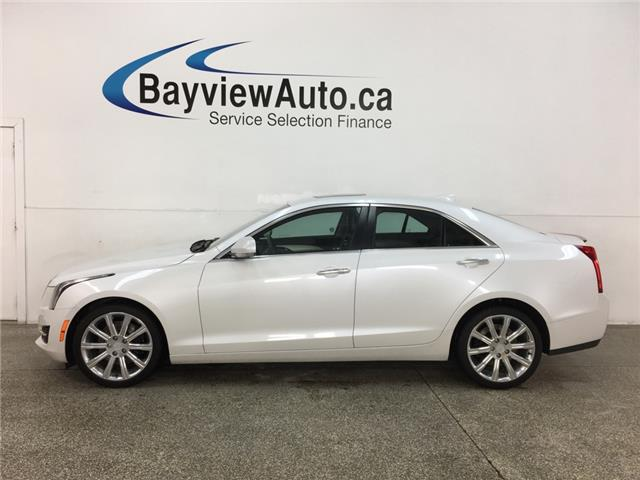 2016 Cadillac ATS 2.0L Turbo Luxury Collection (Stk: 35992J) in Belleville - Image 1 of 21