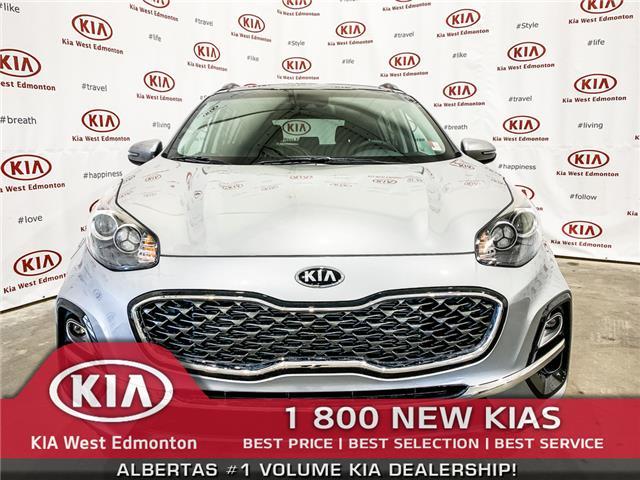2020 Kia Sportage EX Premium (Stk: 22114) in Edmonton - Image 1 of 28