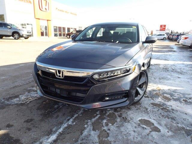 2020 Honda Accord Touring 1.5T (Stk: 20028) in Pembroke - Image 1 of 30