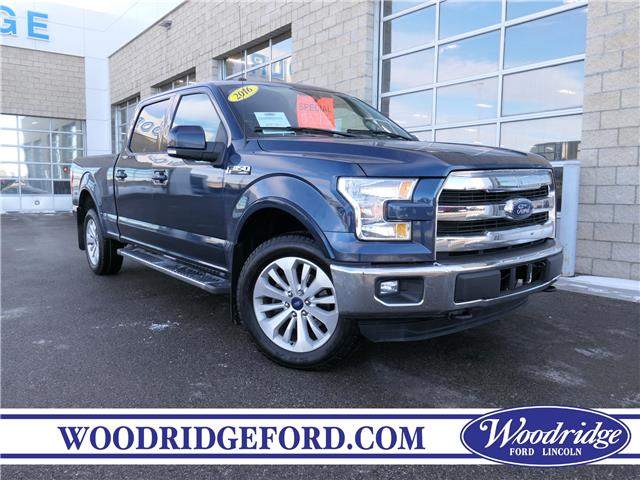 2016 Ford F-150 Lariat (Stk: 17361) in Calgary - Image 1 of 19