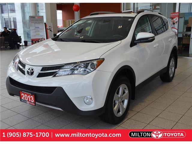 2013 Toyota RAV4 XLE (Stk: 108411) in Milton - Image 1 of 36