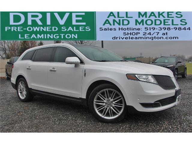 2014 Lincoln MKT EcoBoost (Stk: D0214) in Leamington - Image 1 of 30