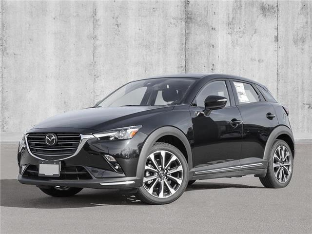 2019 Mazda CX-3 GT (Stk: 431810) in Victoria - Image 1 of 11