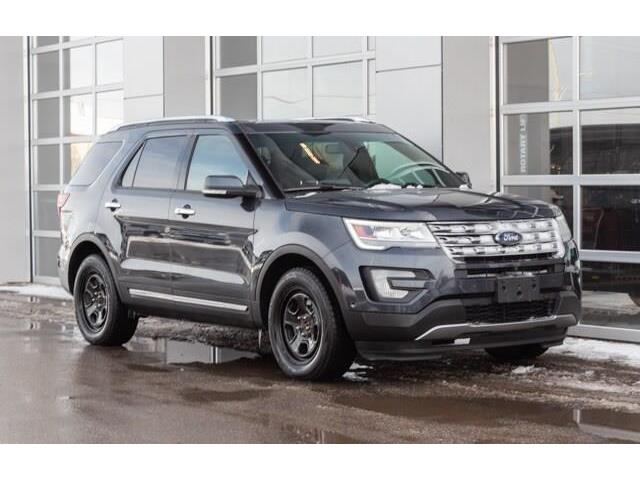 2017 Ford Explorer Limited (Stk: 43168AU) in Innisfil - Image 1 of 20