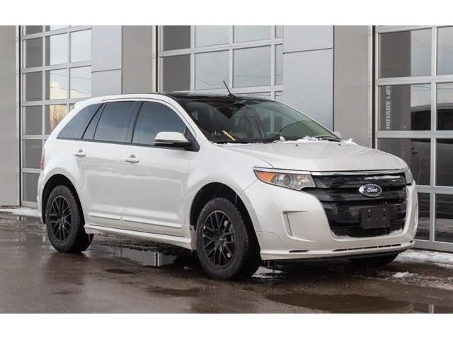 2014 Ford Edge Sport (Stk: 41885AU) in Innisfil - Image 1 of 22