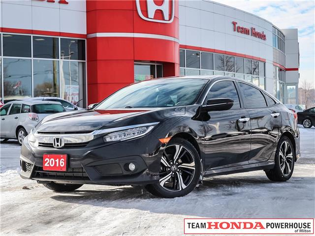 2016 Honda Civic Touring (Stk: 20096A) in Milton - Image 1 of 26