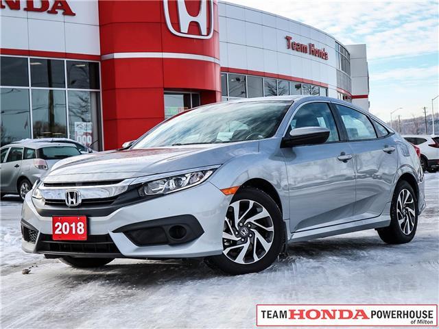 2018 Honda Civic SE (Stk: 3479) in Milton - Image 1 of 26