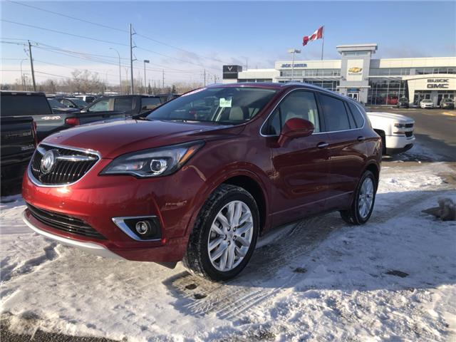2019 Buick Envision Premium II (Stk: KD039907) in Calgary - Image 1 of 21