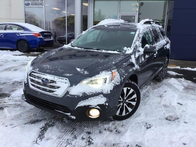 2017 Subaru Outback 3.6R Limited (Stk: S4159A) in Peterborough - Image 1 of 15
