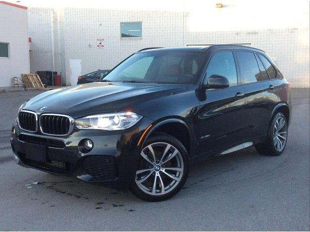 2017 BMW X5 xDrive35d (Stk: 13313A) in Gloucester - Image 1 of 28