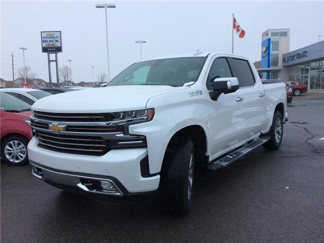 2020 Chevrolet Silverado 1500 High Country (Stk: 45770) in Carleton Place - Image 1 of 15