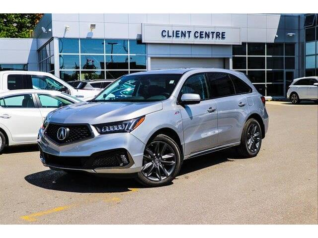 2020 Acura MDX A-Spec (Stk: 19071) in Ottawa - Image 1 of 30