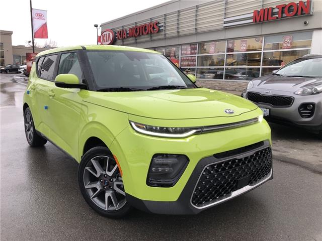 2020 Kia Soul EX Limited (Stk: 109370) in Milton - Image 1 of 20