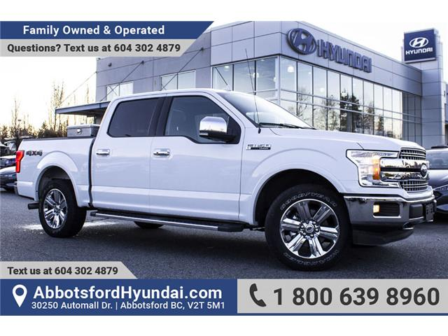 2018 Ford F-150 Lariat (Stk: AH8961) in Abbotsford - Image 1 of 28