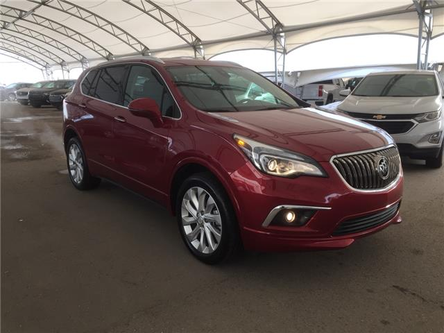 2017 Buick Envision Premium I LRBFXESX5HD123678 180140 in AIRDRIE