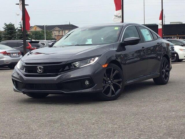 2020 Honda Civic Sport (Stk: 20272) in Barrie - Image 1 of 25