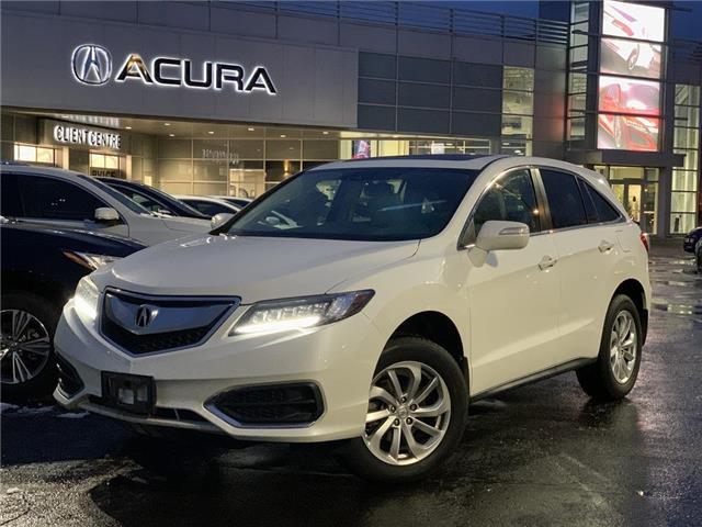 2018 Acura RDX Tech (Stk: 4170) in Burlington - Image 1 of 1