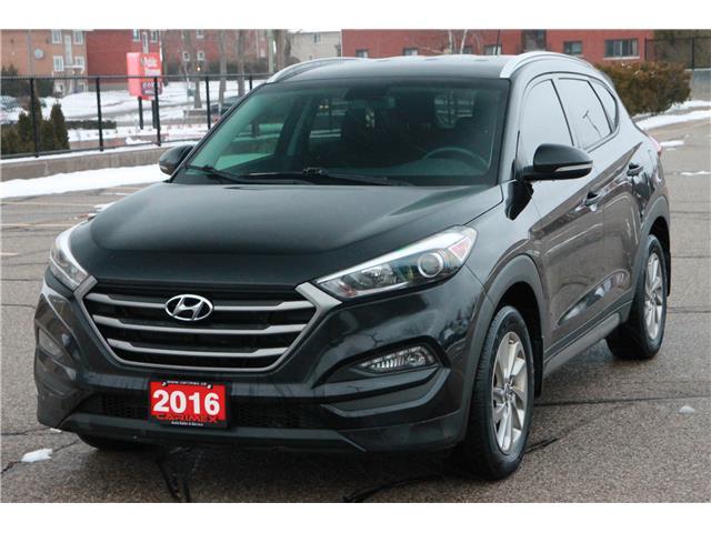 2016 Hyundai Tucson Premium (Stk: 1911570) in Waterloo - Image 1 of 27