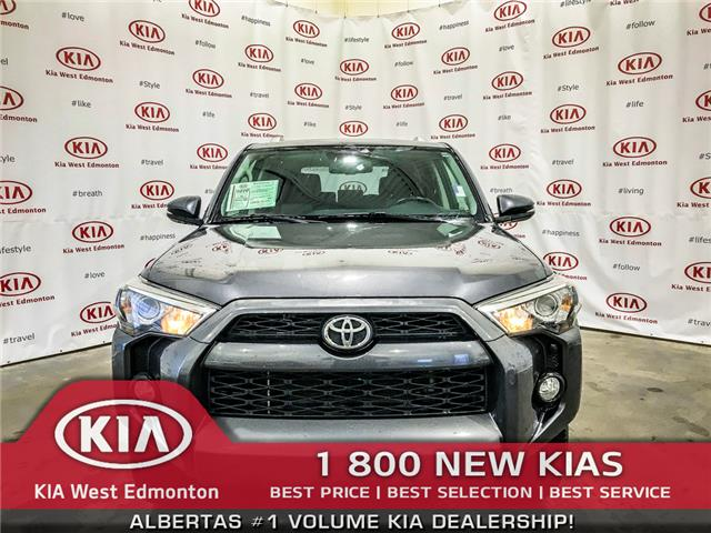 2015 Toyota 4Runner SR5 V6 (Stk: 7317) in Edmonton - Image 1 of 25