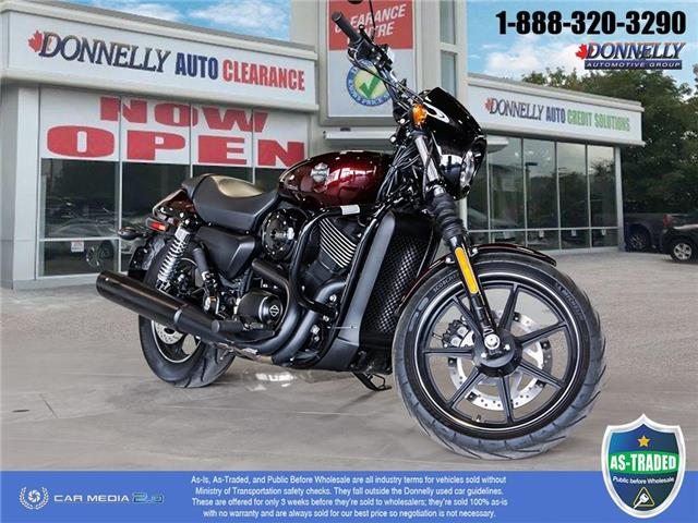 2015 Harley-Davidson XG750 (CAN)  (Stk: PBWDS1644B) in Ottawa - Image 1 of 23