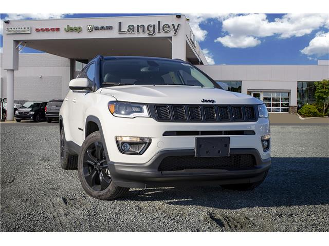 2020 Jeep Compass North (Stk: L137132) in Surrey - Image 1 of 21