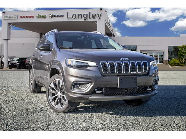 2020 Jeep Cherokee Overland (Stk: L558707) in Surrey - Image 1 of 38