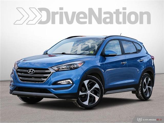 2017 Hyundai Tucson SE (Stk: F691) in Saskatoon - Image 1 of 29