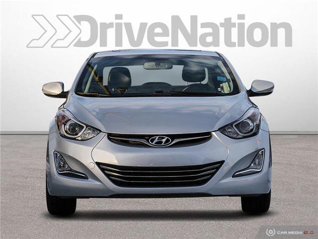 2015 Hyundai Elantra Limited (Stk: F703) in Saskatoon - Image 2 of 26
