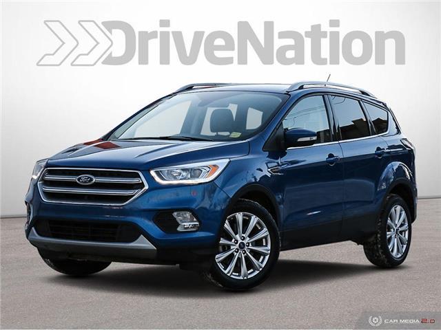 2017 Ford Escape Titanium (Stk: F708) in Saskatoon - Image 1 of 27
