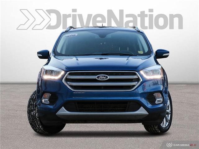 2017 Ford Escape Titanium (Stk: F708) in Saskatoon - Image 2 of 27