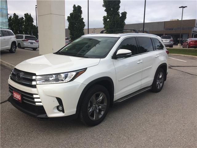 2019 Toyota Highlander Limited (Stk: 94571) in Barrie - Image 1 of 17