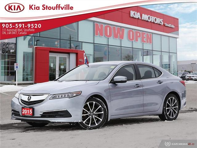 2015 Acura TLX Tech (Stk: P0080) in Stouffville - Image 1 of 26
