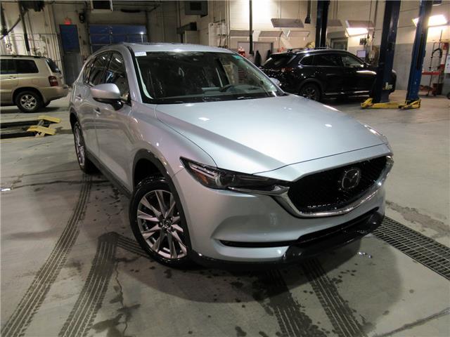 2019 Mazda CX-5 GT (Stk: M2156) in Calgary - Image 1 of 2