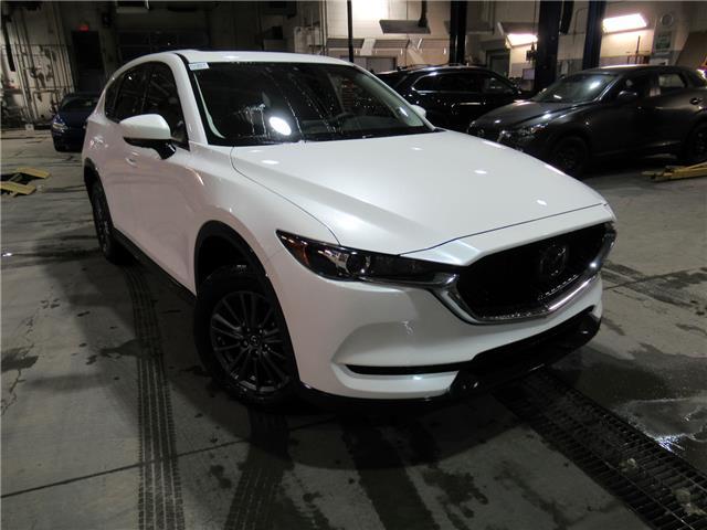 2019 Mazda CX-5 GS (Stk: M2051) in Calgary - Image 1 of 2