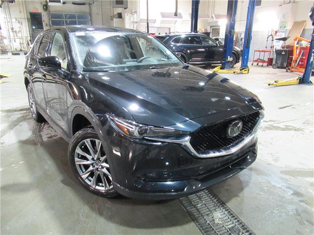 2019 Mazda CX-5 Signature (Stk: M2262) in Calgary - Image 1 of 2