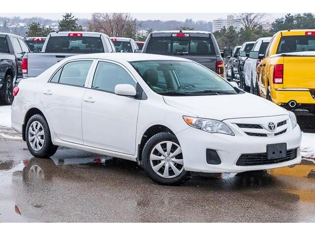 2013 Toyota Corolla  (Stk: 27113UZ) in Barrie - Image 1 of 15