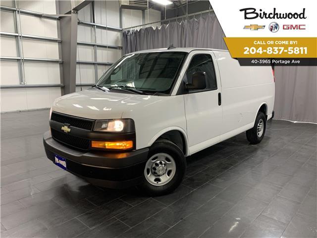 2018 Chevrolet Express 2500 Work Van (Stk: F2GNPX) in Winnipeg - Image 1 of 26