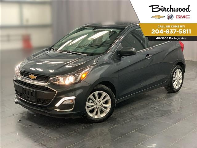 2019 Chevrolet Spark 1LT CVT (Stk: F2YAB6) in Winnipeg - Image 1 of 30