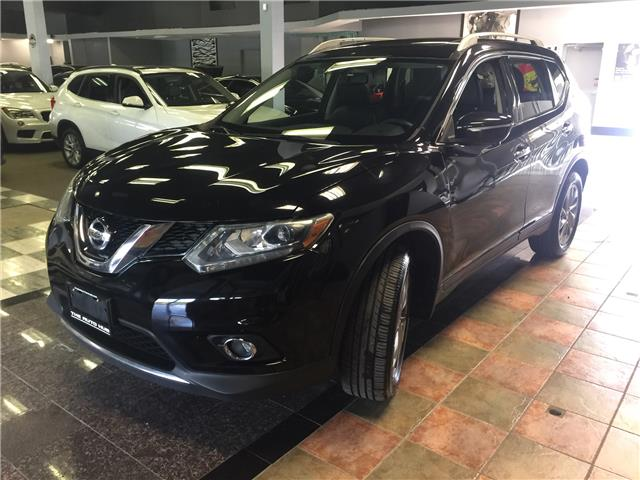 2014 Nissan Rogue SL (Stk: -) in Toronto - Image 1 of 13