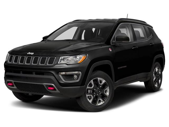 2020 Jeep Compass Trailhawk (Stk: L135495) in Surrey - Image 1 of 11