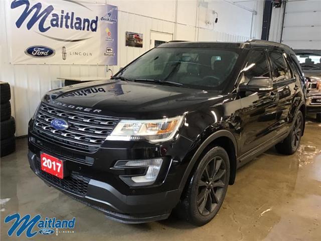 2017 Ford Explorer XLT (Stk: 94060) in Sault Ste. Marie - Image 1 of 30