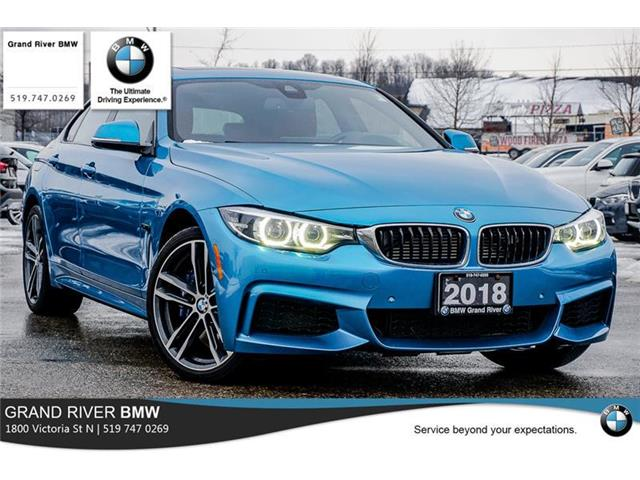 2018 BMW 440i xDrive Gran Coupe (Stk: PW5113) in Kitchener - Image 1 of 22
