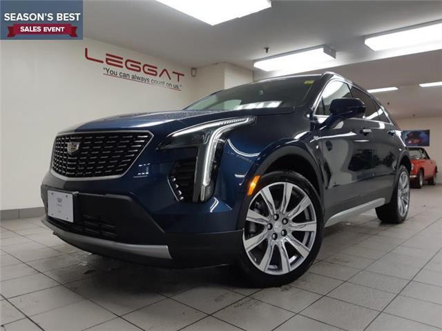 2020 Cadillac XT4 Premium Luxury (Stk: 209522) in Burlington - Image 1 of 18