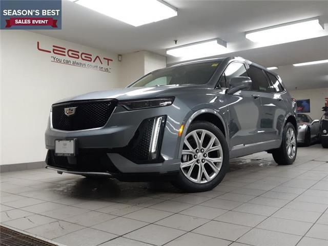 2020 Cadillac XT6 Sport (Stk: 209533) in Burlington - Image 1 of 17